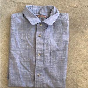 Ben Sherman short sleeve button down shirt